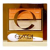 A デュアルアイシャドウN DU02サンセットオレンジ ¥1,200/サナ エクセル
