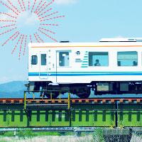 夏の電車あるある