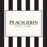 PEACH JOHN<br>500円ギフト