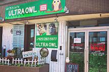 ふくろうcafe ULTRA OWL